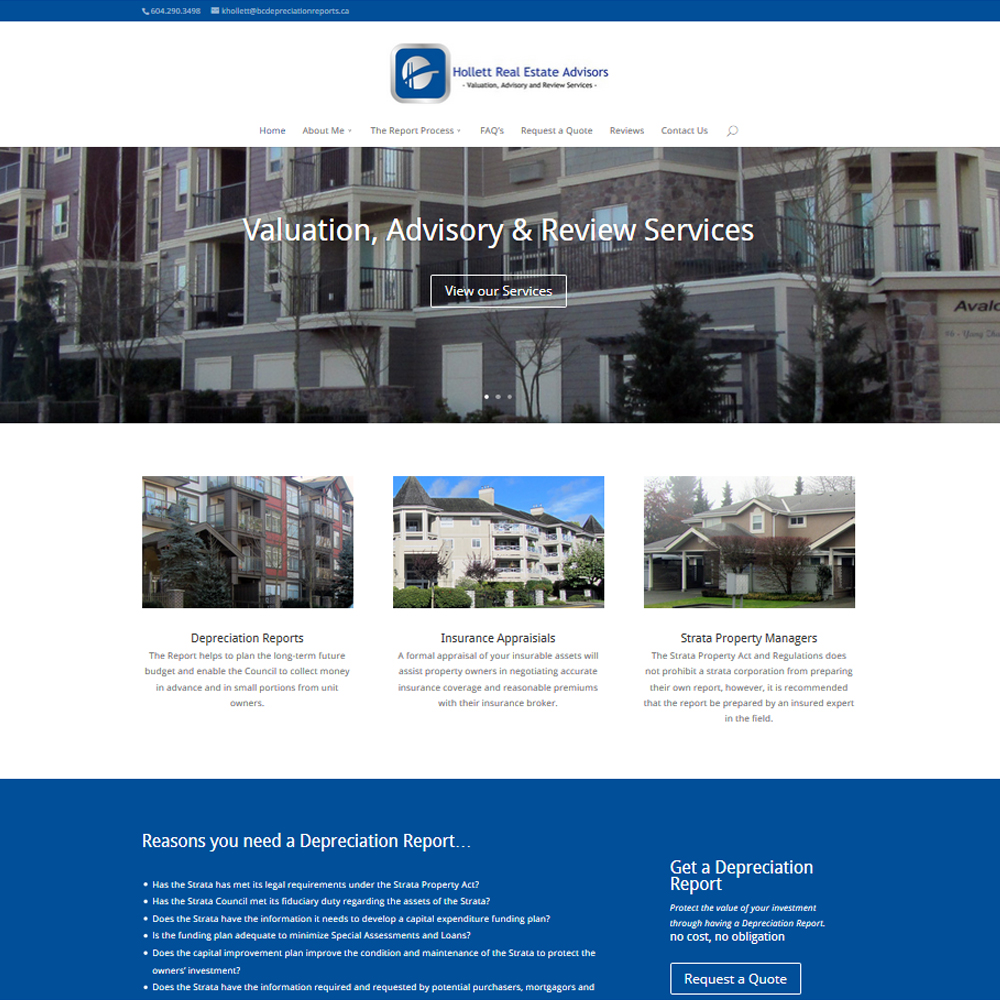 Hollett Real Estate Advisors