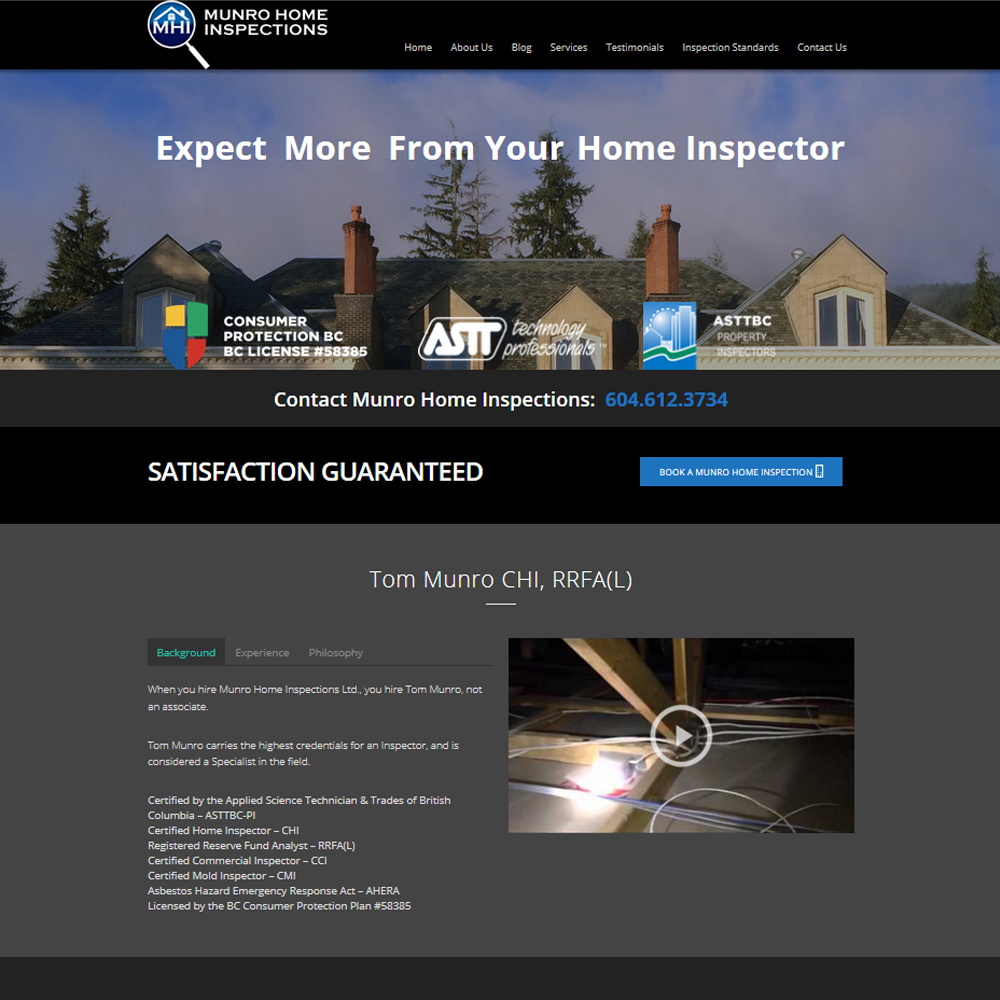 Munro Home Inspections