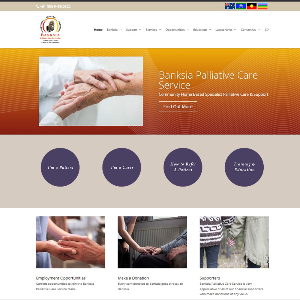 Banksia Palliative Care Service Inc.